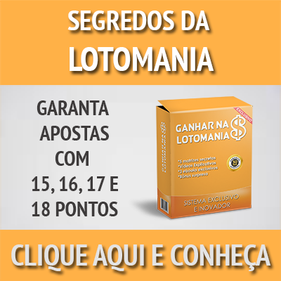 Segredos da Lotomania