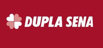 Dupla Sena acumulada em R$300.000,00