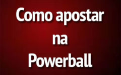 Como Jogar na Loteria Americana Powerball