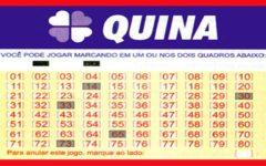 Fechamento para QUINA garantindo a Quadra