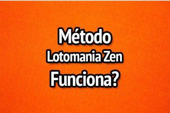 Lotomania Zen Funciona? Download PDF (+BÔNUS)