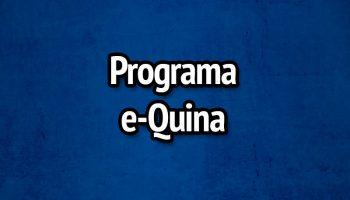 Programa e-Quina – Sistema de Estatísticas e Prognósticos da Quina