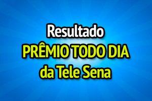 Tele Sena Prêmio Todo Dia