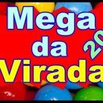 Mega Sena da Virada 2017 → 2018 – Planilha Grátis