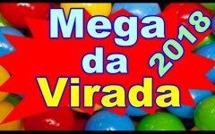 Mega Sena da Virada 2017 / 2018 – Planilha Grátis