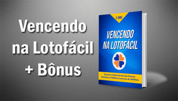 Ebook Vencendo na Lotofácil + Bônus Exclusivo