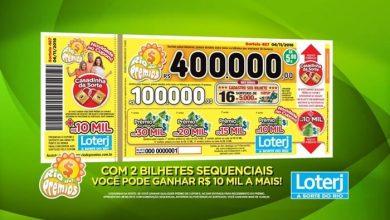 Loterj Aumenta Faturamento com Rio de Prêmio