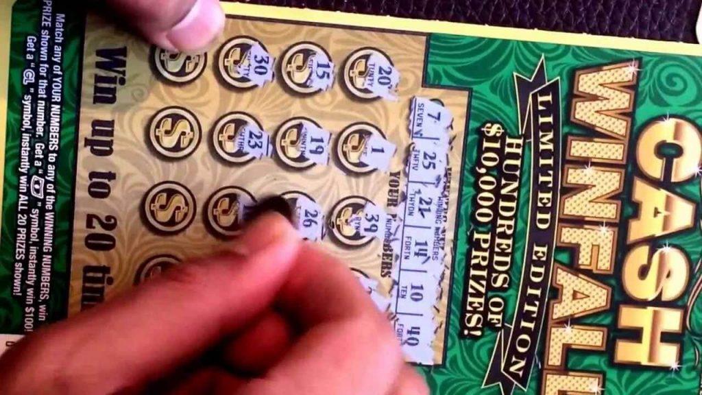 loteria winfall bilhete