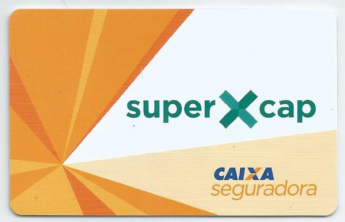 cartao super x cap