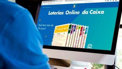 Loterias Online da Caixa