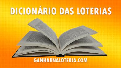 Dicionário das Loterias
