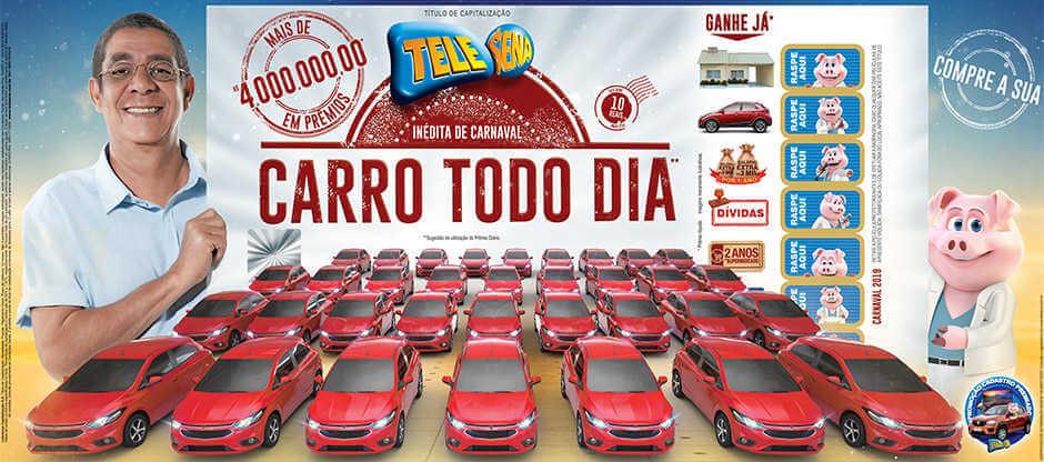 Tele Sena Carro Todo Dia