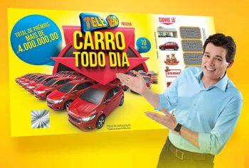 Resultado Final da Tele Sena de Carnaval 2019 com Carro Todo Dia