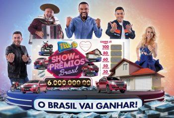 Resultado Final da Tele Sena das Mães 2019 com Show de Prêmios