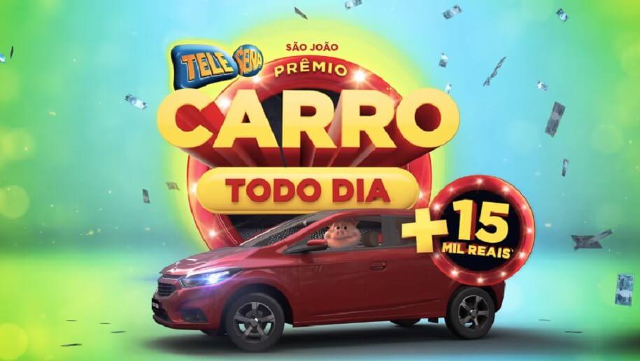 Resultado Final da Tele Sena de São João 2019