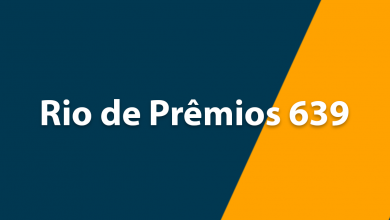 Resultado Rio de Prêmios 639