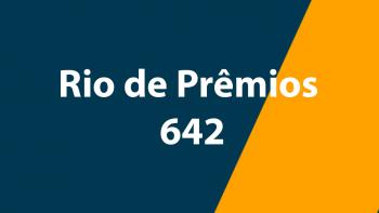 Resultado Rio de Prêmios 642 – Sorteio de 27/10/2019