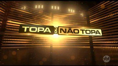 Topa ou Não Topa inscrição