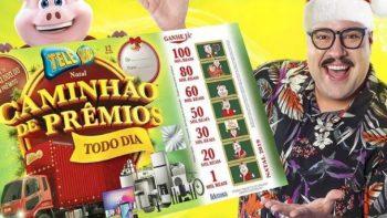 Resultado Final da Tele Sena de Natal 2019
