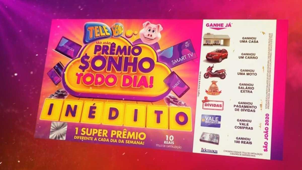 Tele Sena de São João 2020