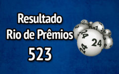 Resultado Rio de Prêmios 523 – Sorteio de 16/07/2017