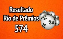 Resultado Rio de Prêmios 574 – Sorteio de 08/07/2018