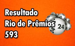 Resultado Rio de Prêmios 593 – Sorteio de Domingo 18/11/2018